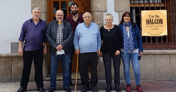 Punto de partida: Bar Halcón, 36 años de historia familiar al servicio de Navalmoral y comarcas