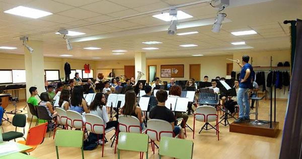 Abierto el plazo de preinscripción a la Escuela Municipal de Música en Navalmoral