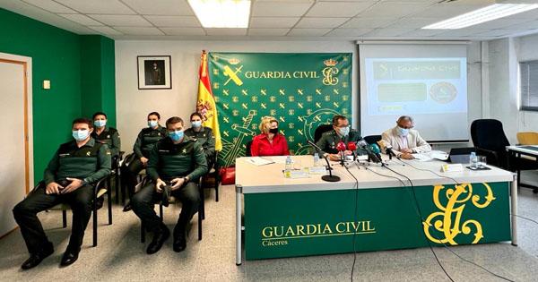 """Cáceres ya cuenta con un """"Equipo @"""" de prevención y respuesta en materia de ciberdelincuencia"""
